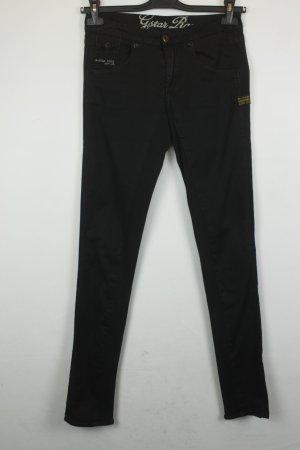 G-Star Jeans Skinny Gr. 27 schwarz