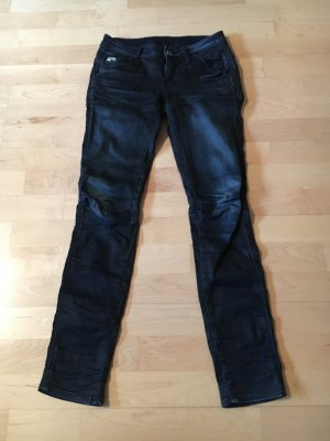 "G-Star Jeans  ""Slim tapered"" skinny, dunkelblau 26/30"