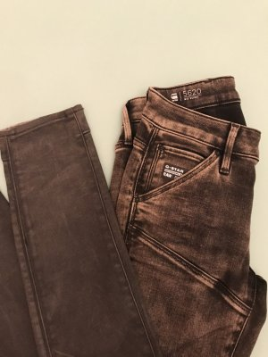 G-Star Jeans Stretch Röhrenjeans Skinny 24/30 XS 34