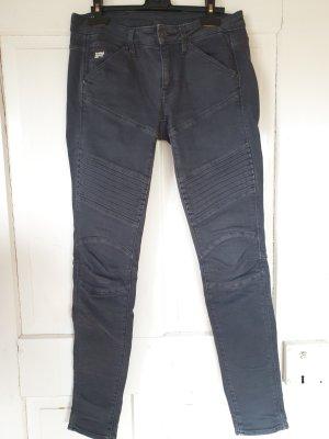 Gstar Jeans da motociclista grigio scuro-antracite