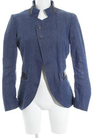 G-Star Blazer en jean bleu Aspect de jeans