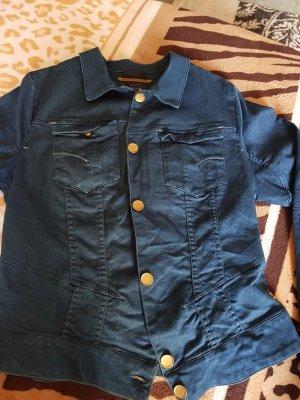 G Star Jeansjacke Jacke L XL Sommer blau