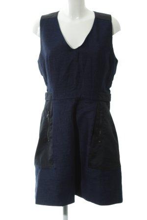 G-Star Jeanskleid dunkelblau-schwarz Casual-Look