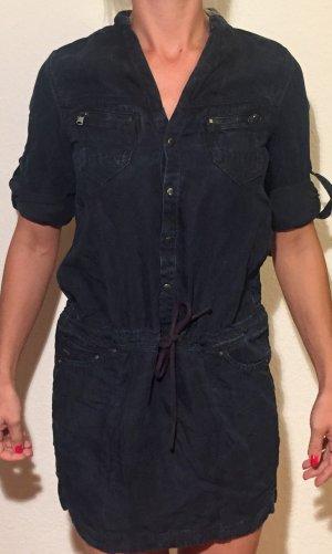 G-Star Jeansjurk donkerblauw