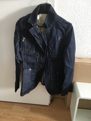 G Star Jeansmantel handcrafted