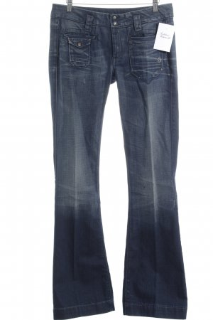 G-Star Jeansschlaghose blau Casual-Look