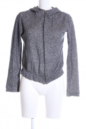 G-Star Hooded Sweater light grey flecked casual look