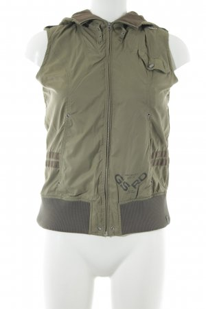 G-Star Hooded Vest khaki casual look