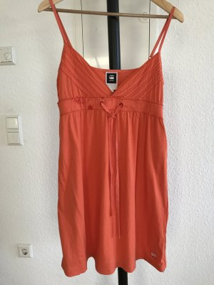 G-Star Kleid orange Gr M