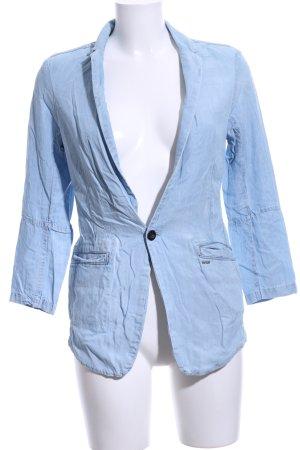 G-Star Kurz-Blazer blau Casual-Look