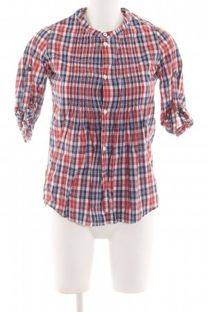 G-Star Short Sleeve Shirt check pattern casual look