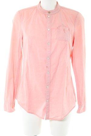 G-Star Langarmhemd pink Business-Look