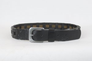 G-Star Raw Leather Belt black leather