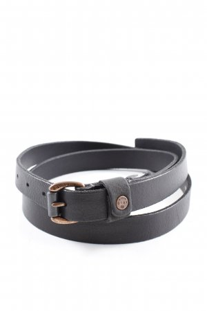 G-Star Leather Belt black casual look