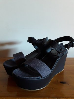 G-Star Raw Wedge Pumps dark blue