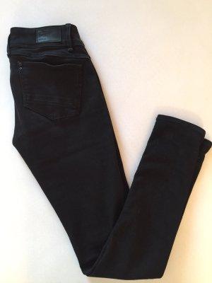 Gstar Pantalón de tubo negro