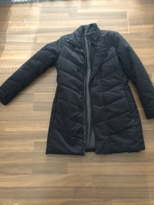 G-Star Quilted Coat black