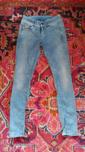 G-Star Midge Cody Mid Skinny Röhrenjeans blau W28 /L32