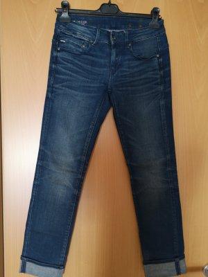 G-Star Raw Jeans coupe-droite bleu