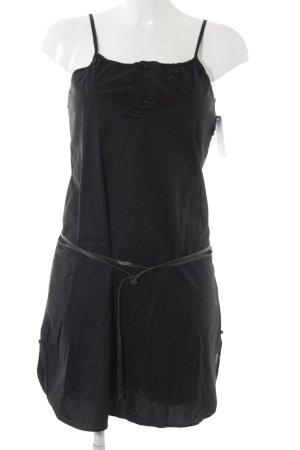 G-Star Minikleid schwarz schlichter Stil
