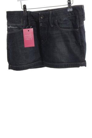 G-Star Mini-jupe noir style décontracté