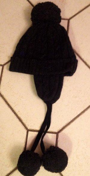G-Star Mütze grau Bommel