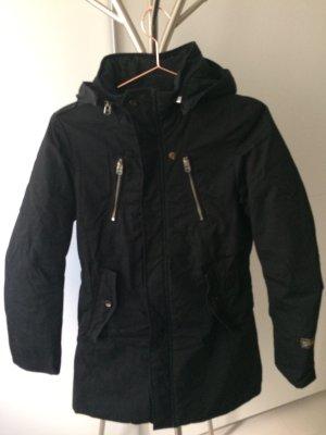 G Star Nordic Duty Hooded Coat Jacket Cavorex Größe S