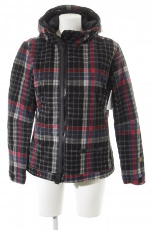 G-Star Outdoor Jacket check pattern street-fashion look