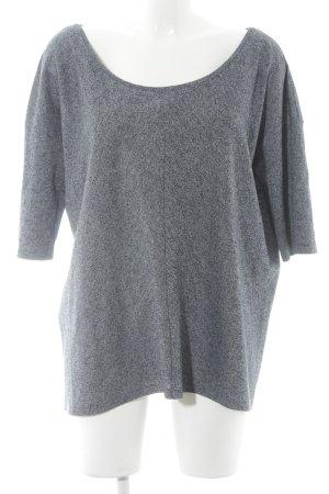 G-Star Camisa holgada azul oscuro-blanco moteado look casual