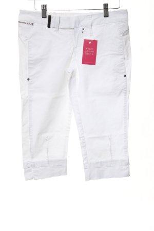 G-Star Raw 3/4-broek wit gedrukte letters casual uitstraling