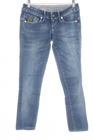 G-Star Raw 3/4 Jeans blau Casual-Look
