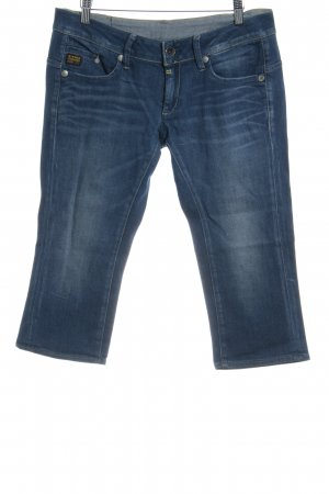 G-Star Raw Vaquero 3/4 azul look casual