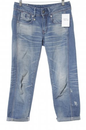 G-Star Raw 3/4 Jeans blau-himmelblau Casual-Look