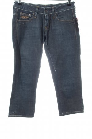 G-Star Raw 3/4-jeans blauw casual uitstraling