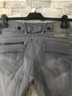 G-Star RAW  3301 Denim  grau