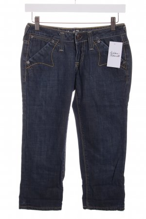 G-Star Raw 7/8 Jeans dunkelblau Casual-Look