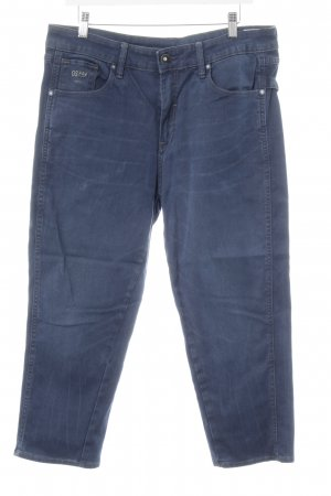 G-Star Raw 7/8 Jeans stahlblau Casual-Look