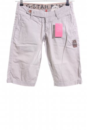 G-Star Raw Bermuda gris claro look casual
