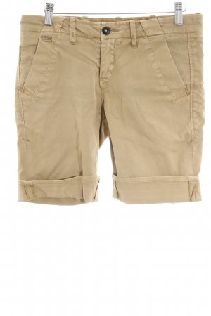 G-Star Raw Bermuda camel Boyfriend-Look
