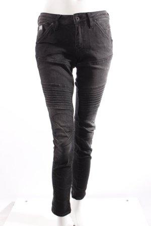 G-Star Raw Biker-Jeans schwarz