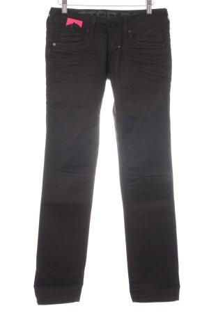 G-Star Raw Jeans da motociclista nero-grigio scuro Stile ciclista