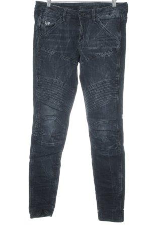 G-Star Raw Jeans da motociclista nero look pulito