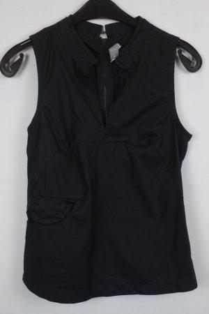 G-Star RAW Bluse dunkel blau nachtblau Eingrifftasche vorne (18/3/245)