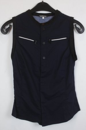 G-Star RAW Bluse Gr. XS dunkelblau (18/3/247)