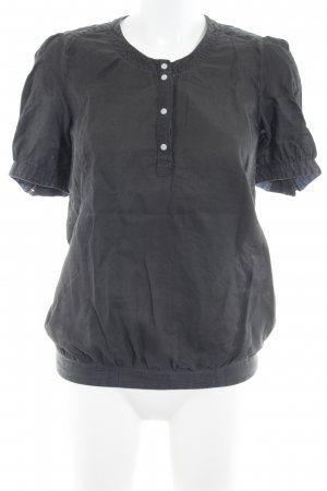 G-Star Raw Empiècement de blouses gris brun style safari