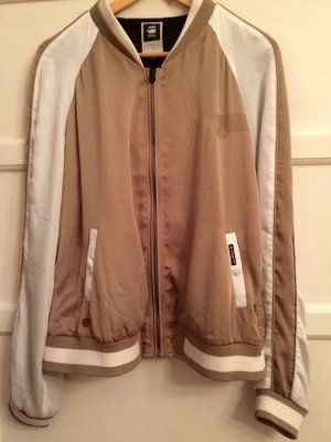 G-Star Bomber Jacket beige-white