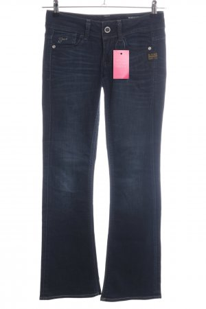 G-Star Raw Boot Cut Jeans blue casual look