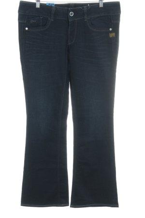 G-Star Raw Jeans bootcut bleu foncé style décontracté