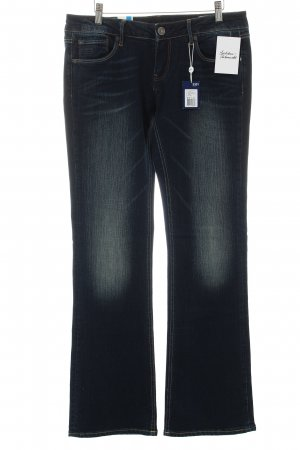 G-Star Raw Boot Cut Jeans dunkelblau Casual-Look