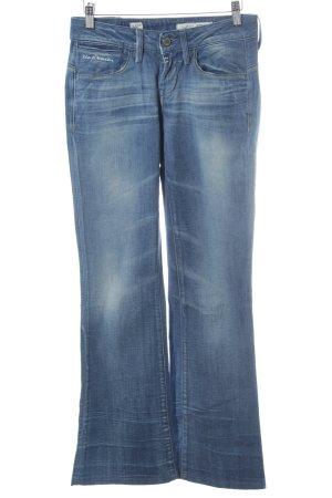 G-Star Raw Boot Cut Jeans graublau-stahlblau Casual-Look